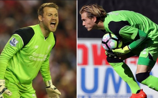 Mignolet tells Karius to 'learn from' Liverpool axing & 'stay professional' as Klopp chooses new no.1