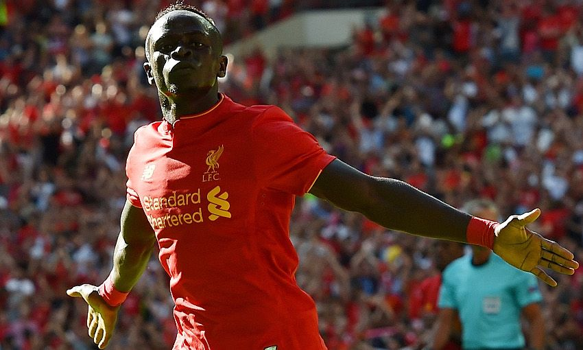 (Video) Sadio Mane makes it 2-0 to Liverpool after some Sturridge magic