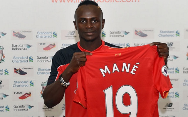 Klopp was so worried about Mane injury that he called the star while he was in Dakar