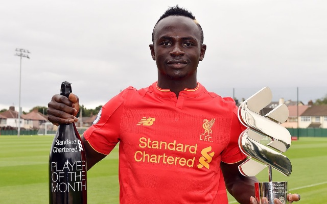 Liverpool's Player of the Month named for August