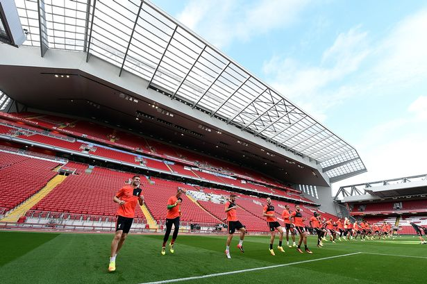 Liverpool fans ecstatic with new Main Stand ahead of first home game