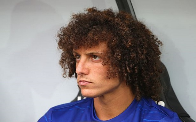 Antonio Conte heaps pressure on David Luiz ahead of Liverpool clash
