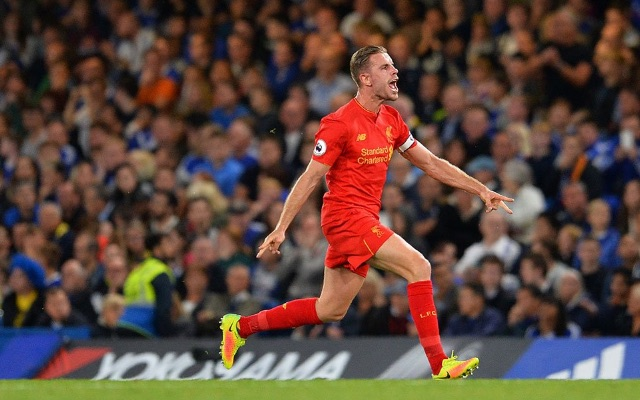 World-class Xabi Alonso discusses Henderson's ability as deep-lying playmaker