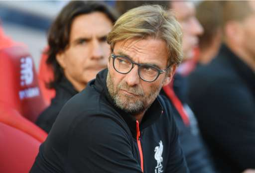 Klopp quells title talk as Liverpool go joint-top of the table