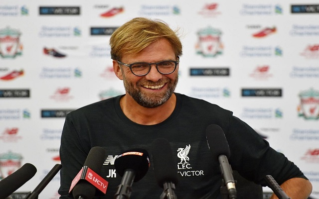 Jurgen Klopp shrugs off title talk in SkySports MNF interview