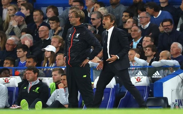 Antonio Conte angry that Liverpool have more pull than Chelsea in transfer market – Pundit