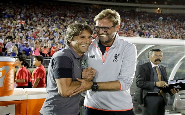 Conte on the new tactic Chelsea will use v Liverpool