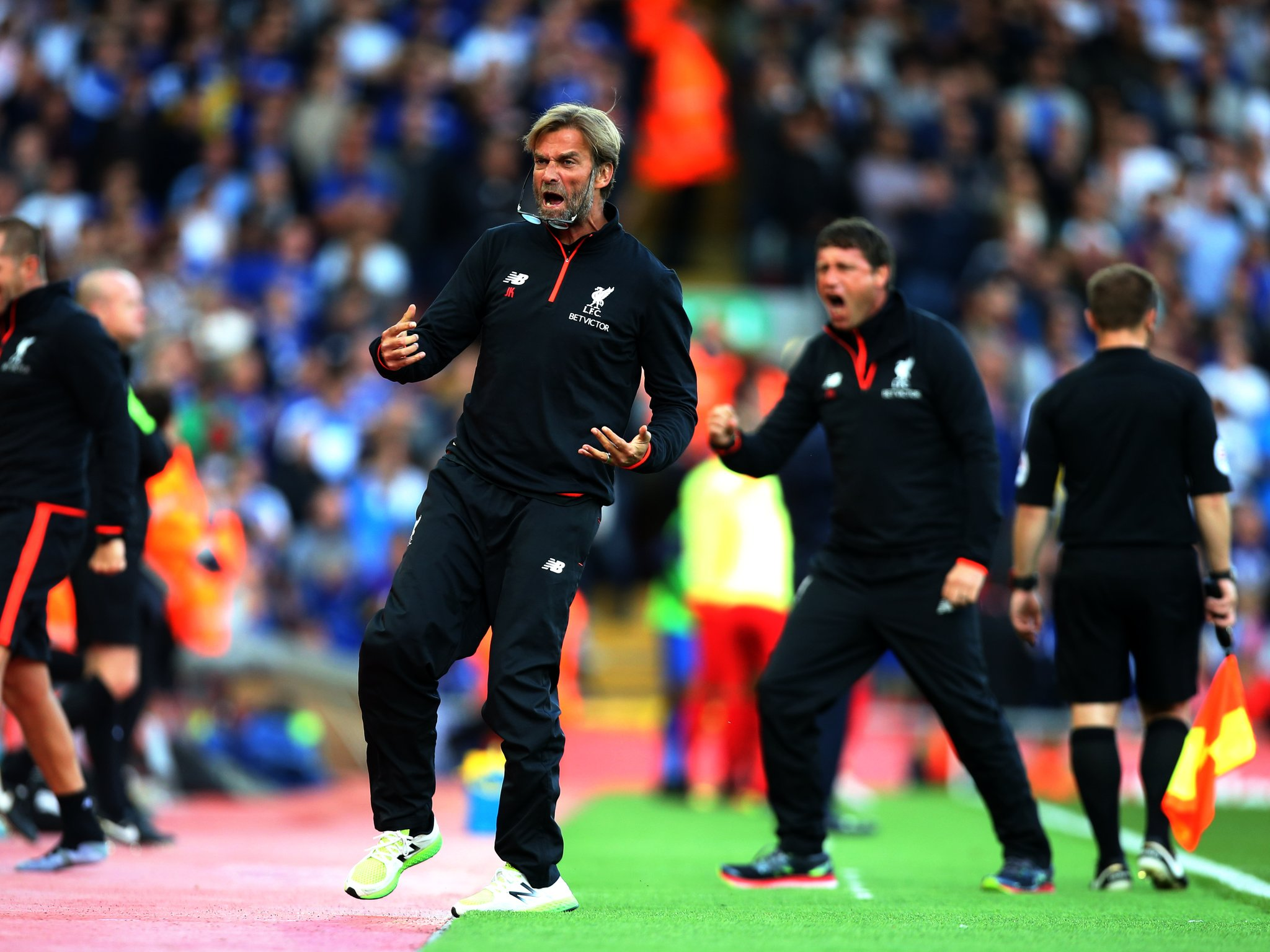 """""""Let's turn Anfield into a fortess"""": Fans react to magical performance in first home game"""