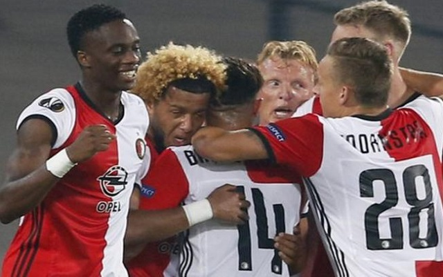 Two former Reds help Feyenoord thwart Man Utd in Europa League