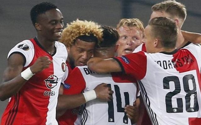 Two former Reds help Feyenoord thwart Man Utd in Europa League
