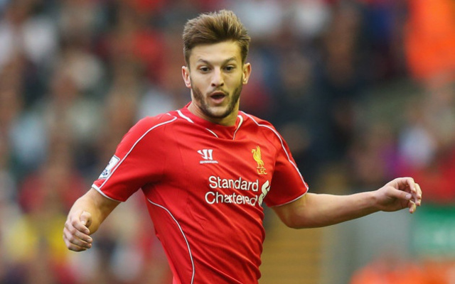 Klopp waxes lyrical over Adam Lallana qualities – explains why he values him so highly