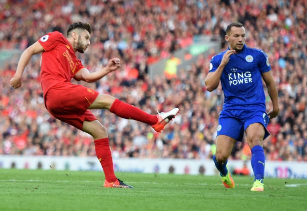 Adam Lallana 1% behind Spurs man for Player of the Month – Vote here, Liverpool fans