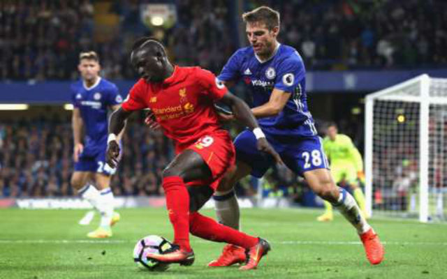 One great stat that shines a light on why Sadio Mane is so good