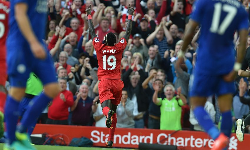 Liverpool fans: Vote Sadio Mane as Premier League Player of the Month, here