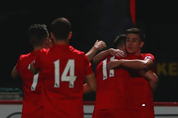 Liverpool U23s rout Spurs 6-2 as one player scores two and grabs four assists