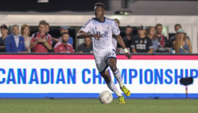 Liverpool want 'The new Freddy Adu'; Scout Andy O'Brien watching MLS 15-year-old closely