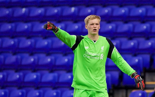 Liverpool U23s slump to first league defeat since August