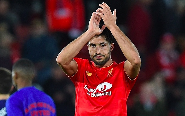 Emre Can identifies specific tactic that Liverpool must combat against West Brom