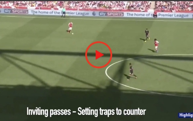 Unbelievable video of Firmino's trap-setting, back-tracking & cleverness released
