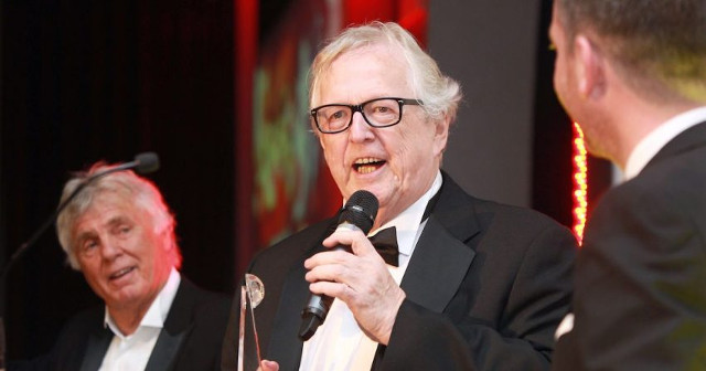 Voice of Anfield George Sephton in good spirits after collapsing at LFC event with heart scare