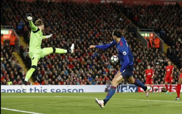Analysing Loris Karius in relation to Liverpool's other Premier League keepers