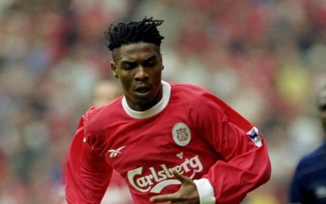 Former Liverpool defender Rigobert Song suffers stroke