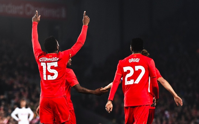 Liverpool fan react to 'magic' Sturridge show: 10 goals in 8 EFL Cup matches
