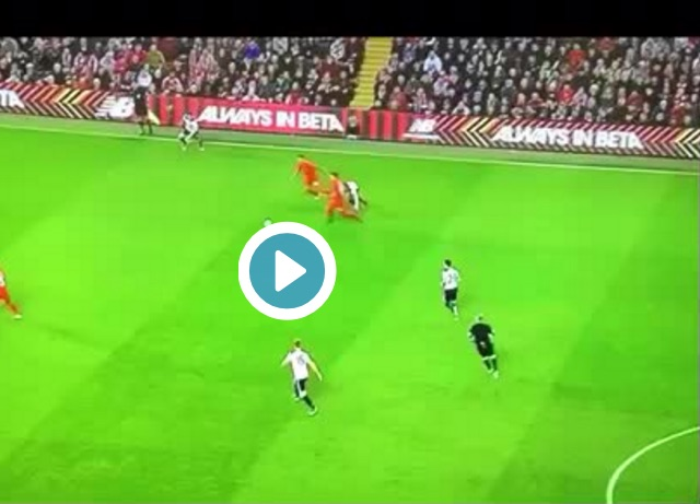 (Video) Liverpool goal: Sturridge shows striker instinct after excellent Alexander-Arnold work