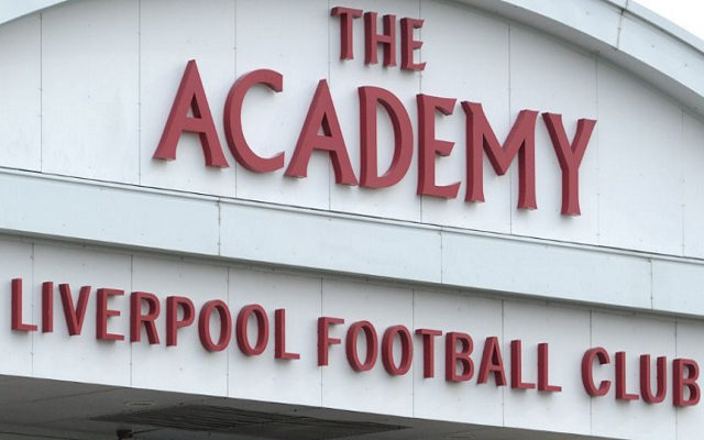 Liverpool beat Man Utd to lift prestigious youth trophy