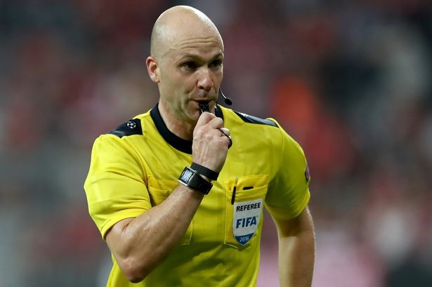 Huge controversy as Mancunian referee appointed for Liverpool vs Man Utd