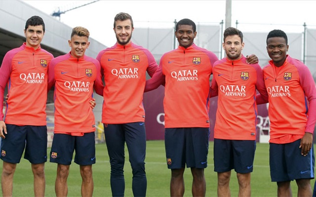 Liverpool targeting exciting young Barcelona four-some: Scouts sent to Spain