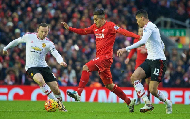 Former Liverpool striker ridicules Man Utd tactics at Anfield