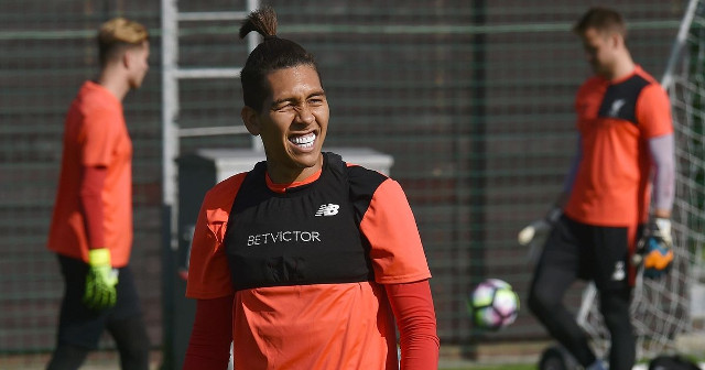 Klavan takes the mickey out of Firmino's top-knot