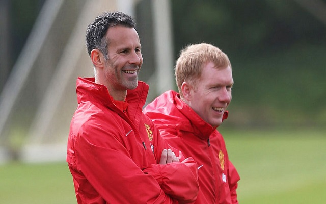 Ryan Giggs tells Man United: Be like Liverpool…