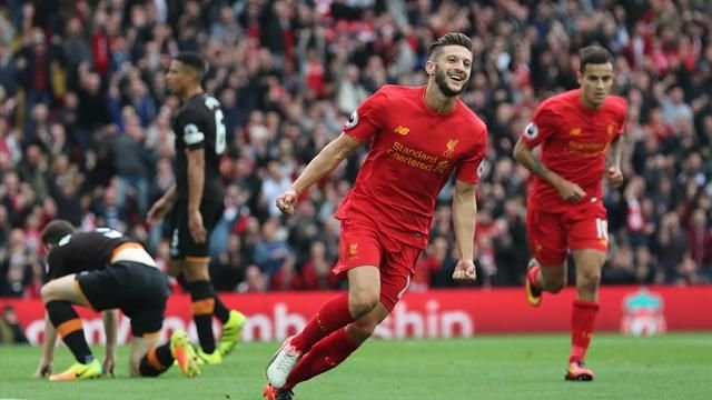 Analysing Adam Lallana's incredible renaissance under Jurgen Klopp
