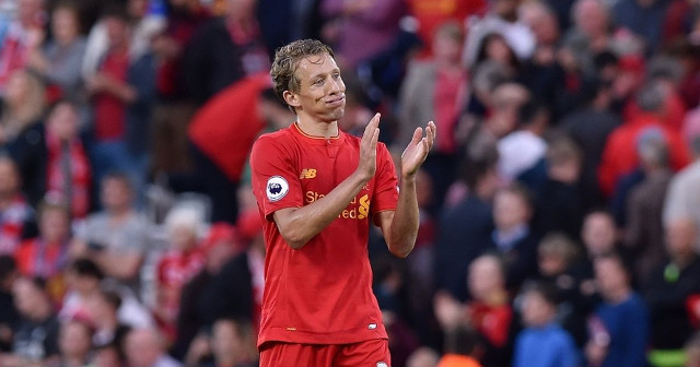Lucas Leiva describes what legendary Liverpool pair were like on Merseyside derby day