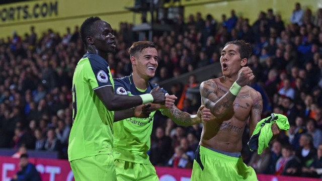 Funny fact from Firmino's brilliantly arrogant celebration unearthed