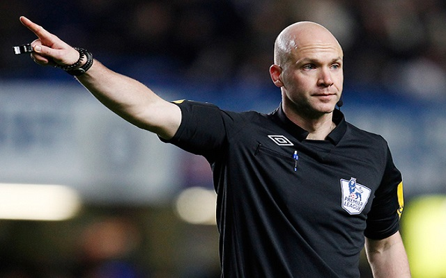 Anthony Taylor's life and family in danger, says former ref honcho