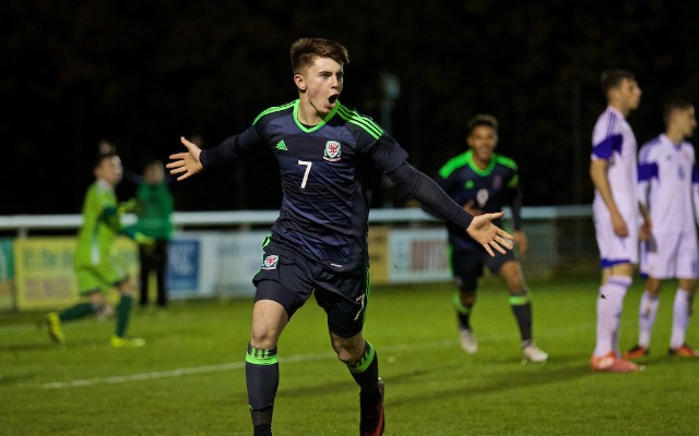 Coleman: This is why I called up Ben Woodburn