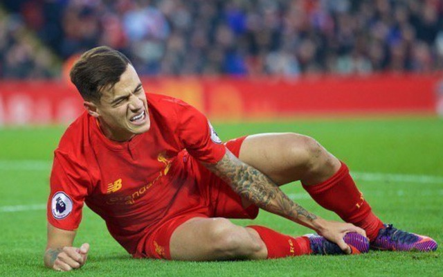 Liverpool are refusing to put a clause in Coutinho's new contract
