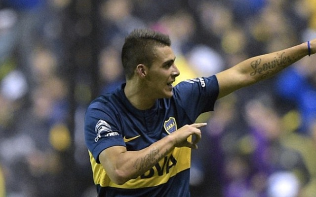 Liverpool considering Boca Juniors wing-forward as Sadio Mane's AFCON replacement