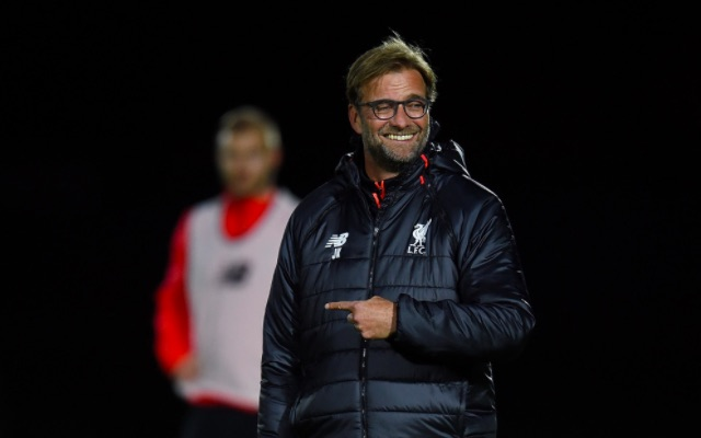 Brutal, smiling Klopp says we'll play Barcelona next year.. and beat them