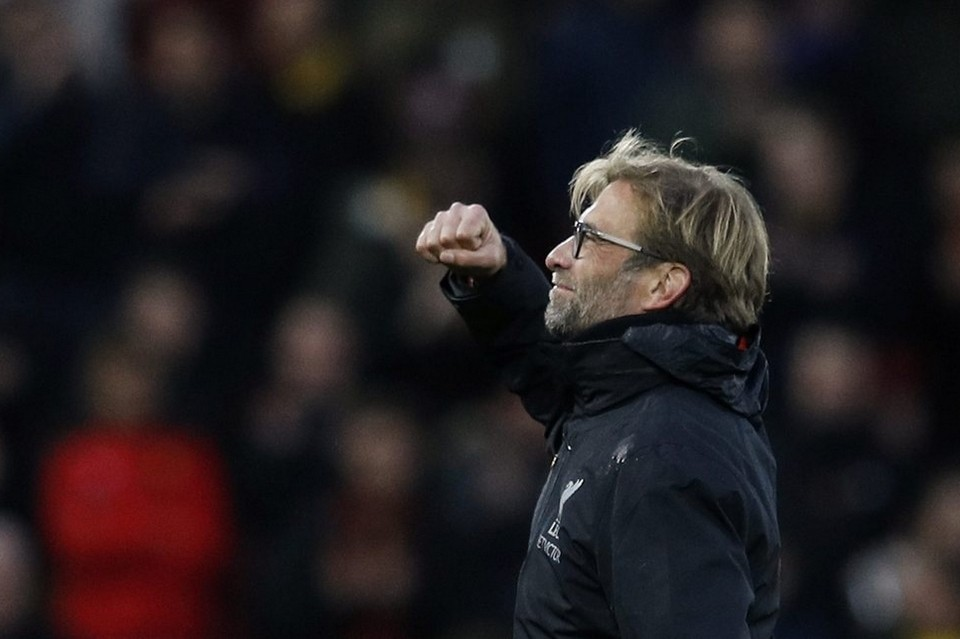Klopp told us to believe – now he's MAKING us believe