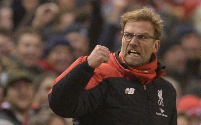 (Video) Jurgen Klopp delivers rollicking to moaning Anfield – and it works