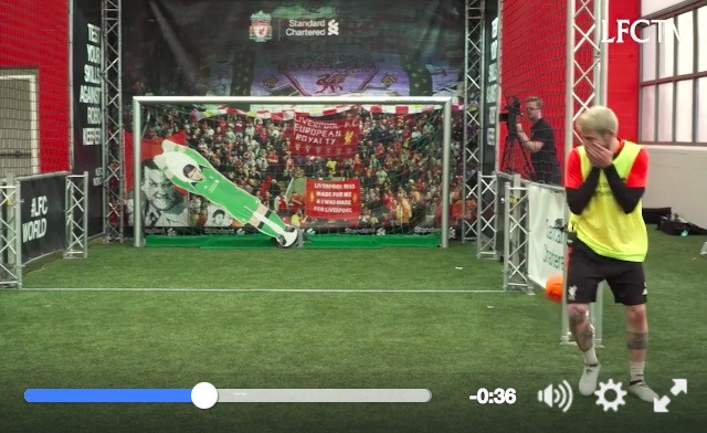 (Video) Moreno's attempts to beat the RoboKeeper are… shoddy