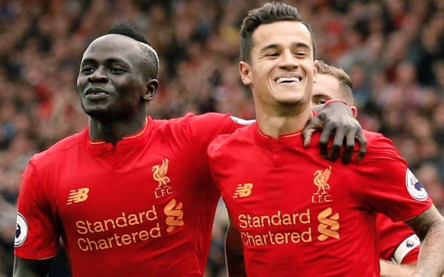 Proof: Sadio Mane is better than Coutinho