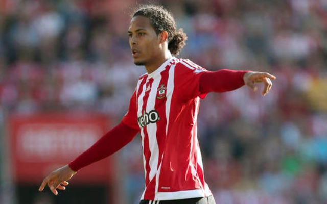 Liverpool legend: Van Dijk must strike