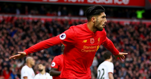 Emre Can's Liverpool future update; contract dispute & poor form causing dilemma