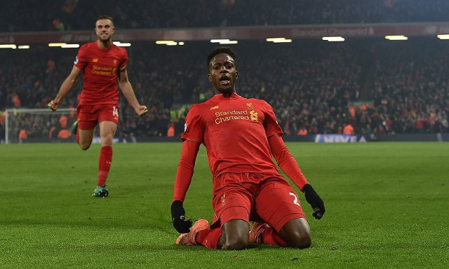 (Video) Origi makes it four goals in four games after Sadio Mane dazzles on the wing