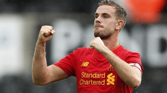 Jordan Henderson hails opportunity to learn from the very best as he strives to improve